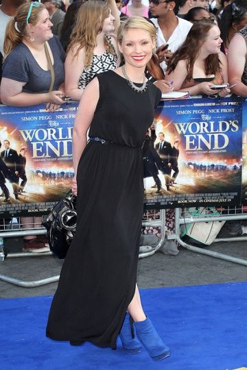 The World's End UK Premiere