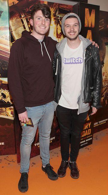 Irish Premiere screening of Mad Max:Fury Road