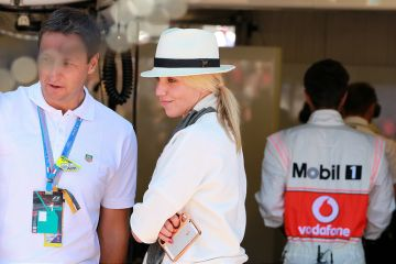 Cameron Diaz, Nicole Sherzinger and more at Monaco Grand Prix