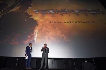 Terminator Genisys Fan Footage Event