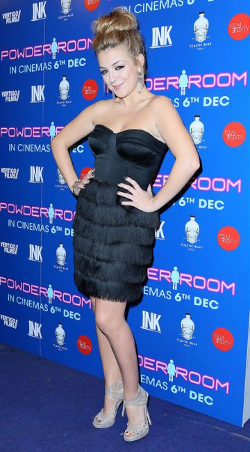 UK Premiere of Powder Room with Jamie Winstone, Sheridan Smith & friends