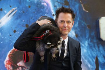 Guardians of the Galaxy London Premiere