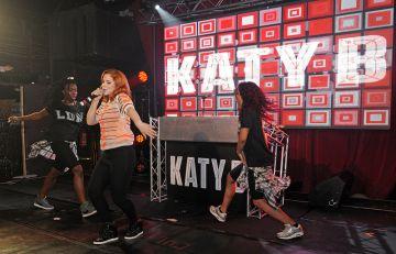 Iggy Azealia and Katy B at G-A-Y