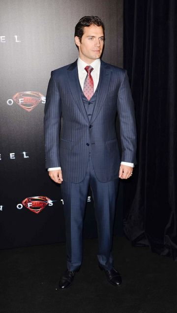 Man of Steel Australian Premiere