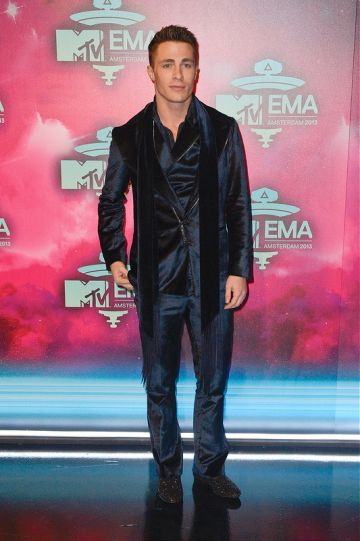 MTV EMAs 2013: Red Carpet
