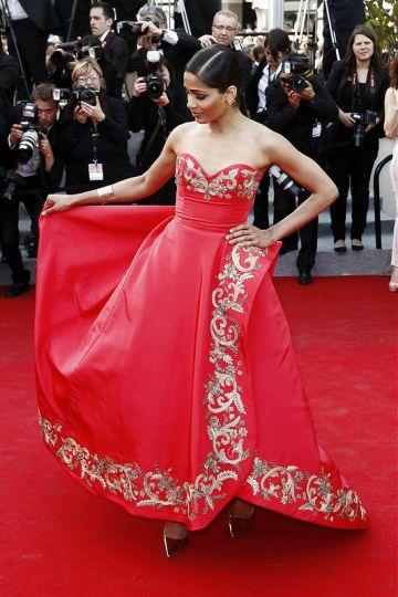 Cannes Film Festival - 'The Homesman' premiere