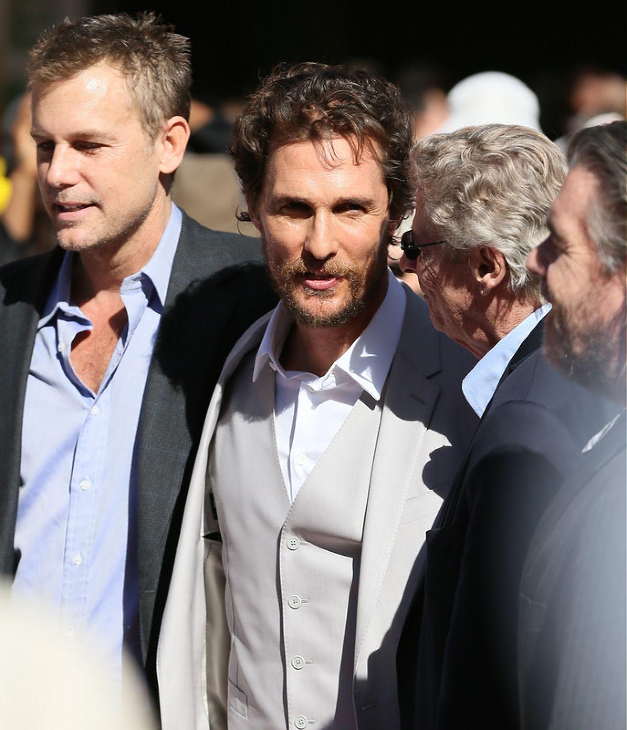 Matthew McConaughey Ho...
