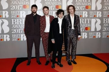 The BRIT Awards 2017 - Red Carpet