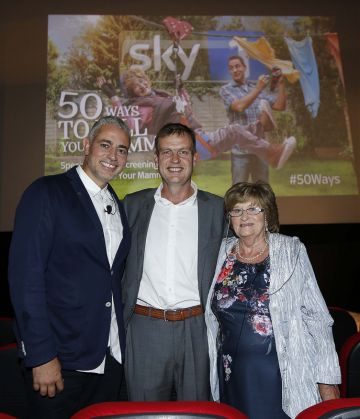 Irish Premiere of 50 Ways to Kill Your Mammy Season 2