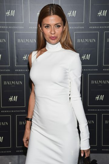 BALMAIN X H&M Collection Launch