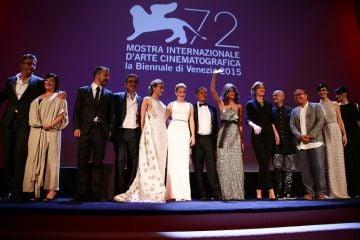 72nd Venice Film Festival Opening Ceremony