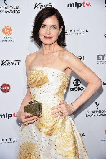 43rd International Emmy Awards - Red Carpet