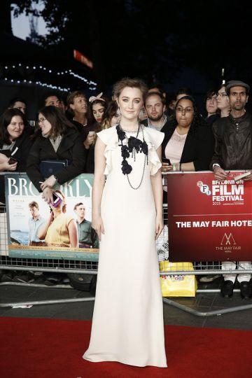 """Brooklyn"" screening at the BFI London Film Festival"