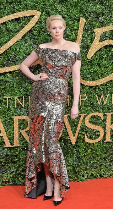 British Fashion Awards 2015 - Red Carpet