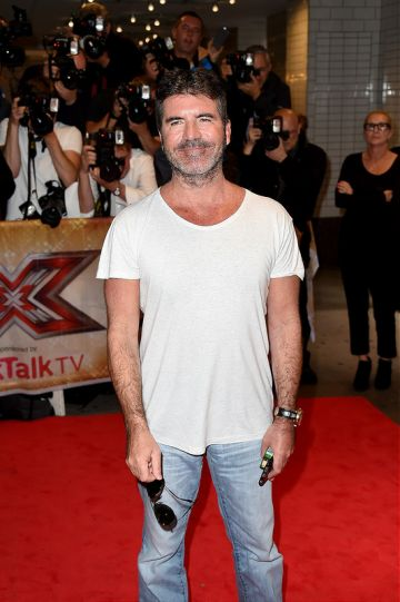 The X Factor Press Launch 2015