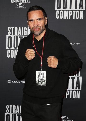 'Straight Outta Compton' Australian Premiere