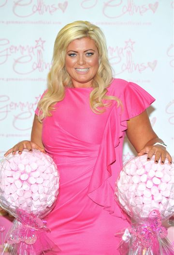 Gemma Collins and her new plus size range