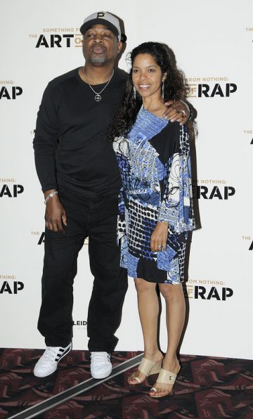 Ice T and Coco | Premiere of Out Of Nothing: The Art of Rap