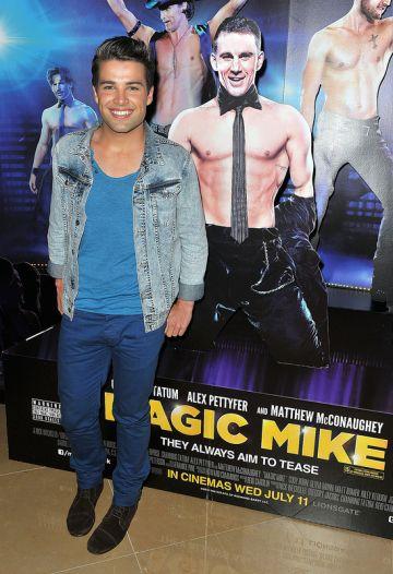 Magic Mike European Premiere