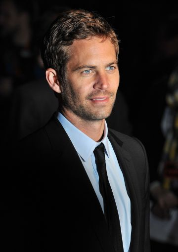 Paul Walker: animal lover who likes to go shirtless