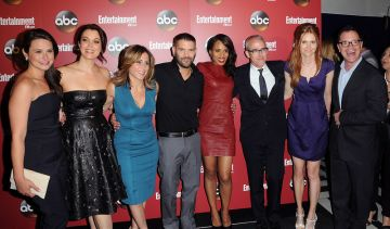 TV Season Premiere Party: Hollywood legends
