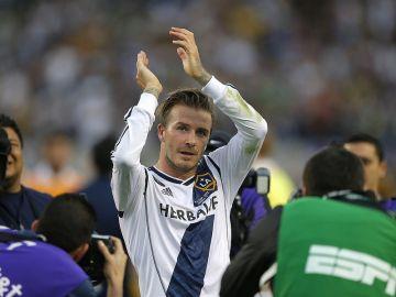 Beckham's best bits