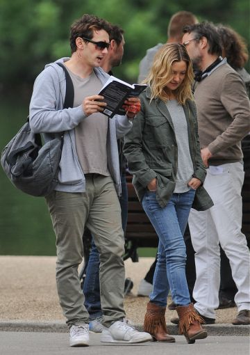 Kate Hudson and James Franco do new movie