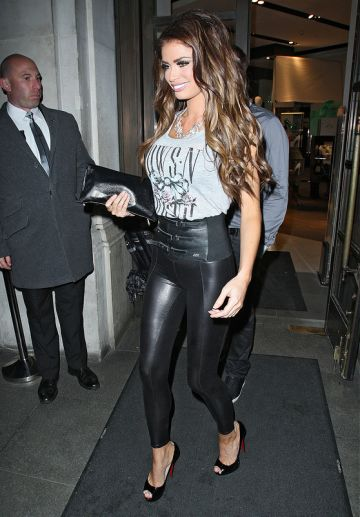 Chloe Green previews her debut CJG shoe collection at Topshop Oxford Circus