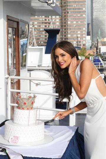 Miss Universe Olivia Culpo