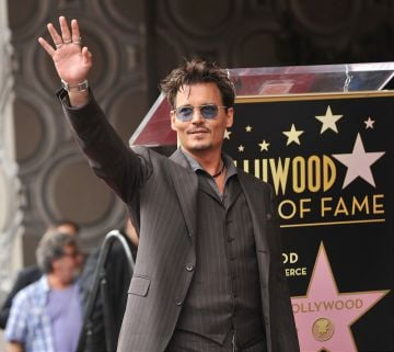 A trip to the Hollywood Walk of Fame