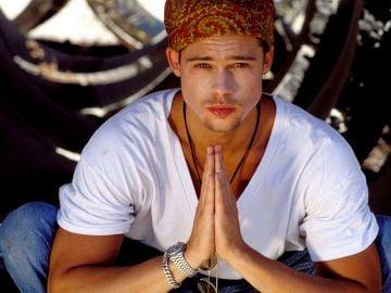 Brad Pitt Through The Ages