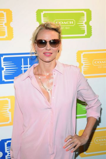 Naomi Watts, Katie Holmes, Zachary Quinto and more at summer party