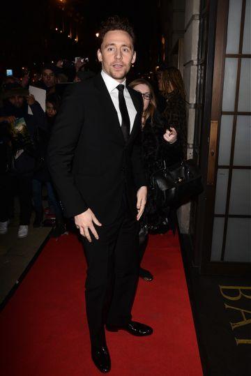 BAFTA fundraising gala dinner 2015