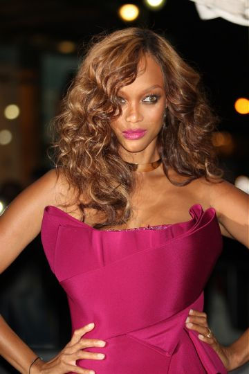 Happy 40th Birthday Tyra Banks!