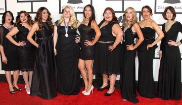 The 2015 GRAMMY Awards - Red Carpet