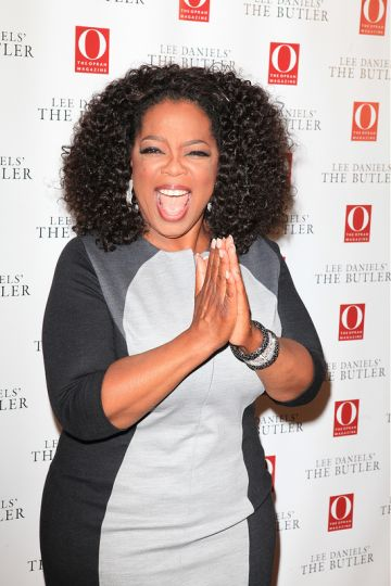 Forest Whitaker and Oprah: Special Screening of The Butler