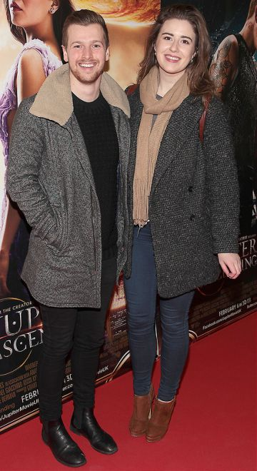 Irish premiere screening of 'Jupiter Ascending'