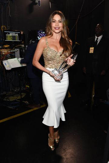 People's Choice Awards 2017 - Backstage & Show