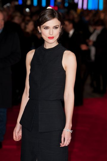 Jack Ryan: Shadow Recruit - European premiere. Keira Knightley, Chris Pine & more