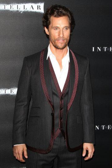 'Interstellar' Los Angeles premiere