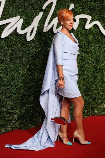 The British Fashion Awards 2014 Red Carpet