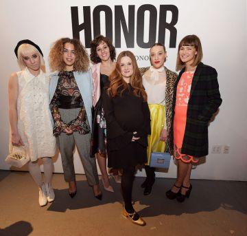 Celebs at New York Fashion Week Fall 2015