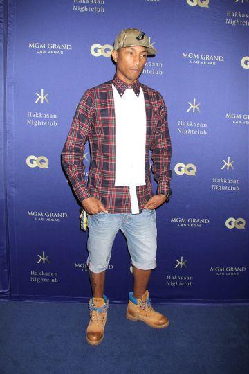 Pharrell Williams: Fashion Icon