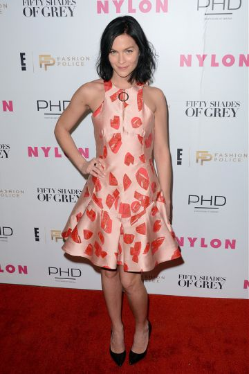 'Fifty Shades Of Fashion' event New York