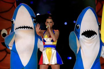 Katy Perry's Super Bowl Halftime Show