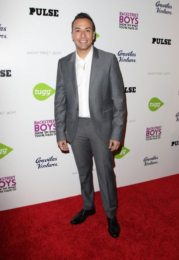 'Backstreet Boys Show 'Em What You're Made Of' Los Angeles Premiere