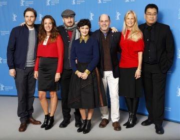 65th Berlin International Film Festival (Berlinale) - 'Jury' - Photocall