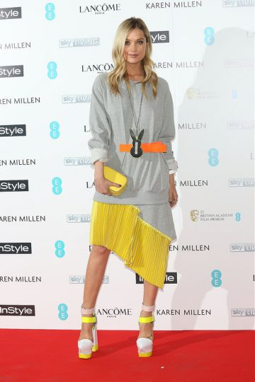 EE and InStyle Pre-BAFTA party
