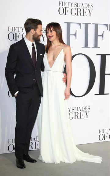 UK Premiere of 'Fifty Shades Of Grey'