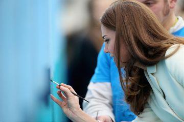 Kate Middleton Visits Portsmouth